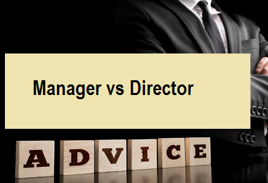 Manager vs Director