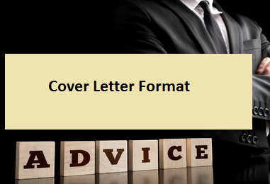 The Best Resume Cover Letter Format Will Help You Fill A Need