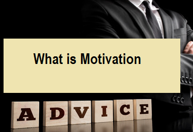 What Is Motivation?